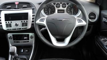 Chrysler Delta 1.4 MultiAir interior