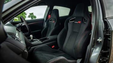 Honda Civic Type R Sport Line – seats
