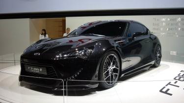 Geneva 2011: Toyota FT-86 II Concept