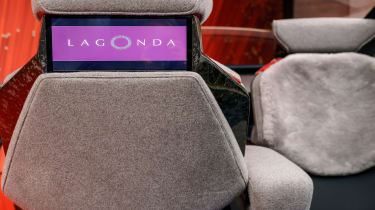 Aston Martin Lagonda Concept – interior