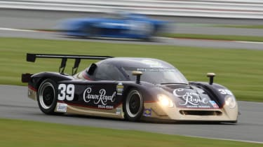 Grand Am racing car