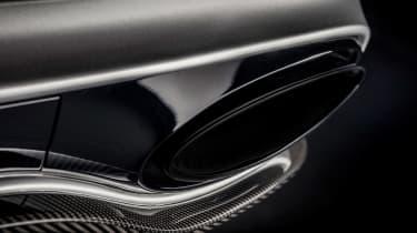 2021 Bentley Continental GT Speed - static exhaust
