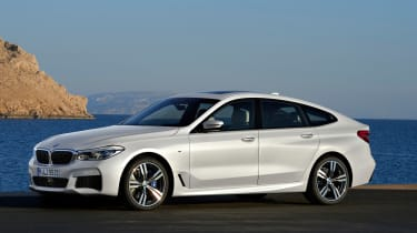 BMW 6-series GT - front 3.4 static 3