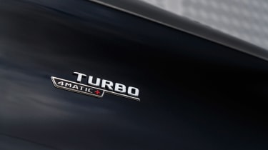 2021 Mercedes-AMG E53 4Matic+ Estate - badge