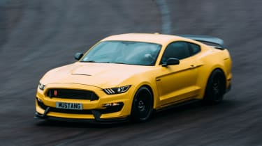 Ford Mustang Shelby GT350R - Front