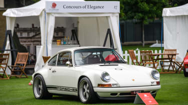City Concours 2017 – 1992/2012 Porsche 911 Singer