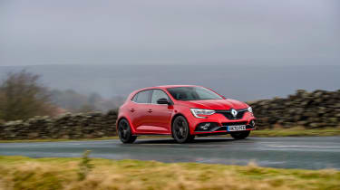 2021 Renault Megane RS300 DCT - front pan