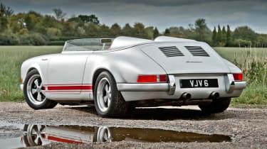 Paul Stephens Porsche 911 Spyder