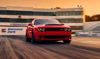 Dodge Demon track