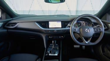 Vauxhall Insignia GSi – dash