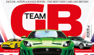 November 2012 issue of evo Magazine