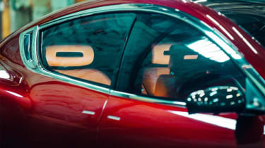 Fisker EMotion – windows