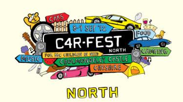 Chris Evans' Carfest North