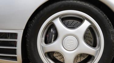 Porsche 959 - Wheel