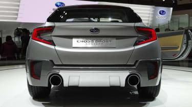 Subaru Cross Sport Design Concept rear