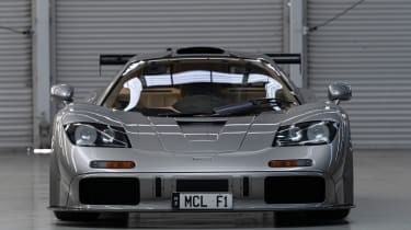 McLaren F1 LM Specification front