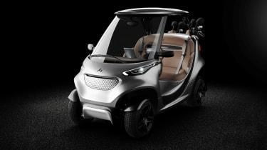 Mansory 2018 - golf cart