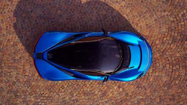 Automotibili Pininfarina Battista top