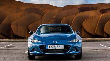 Mazda MX-5 RF Sport Black – front
