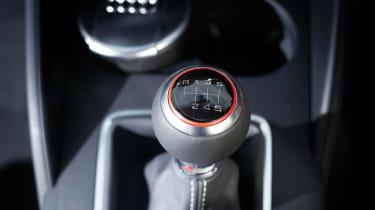 Audi S3 gear lever