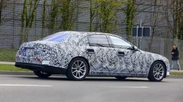 Mercedes S-Class 2020 - rear quarter