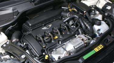 AC Schnitzer Mini Cooper S engine