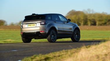 Range Rover Evoque 67 - rear quarter