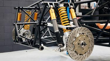 Kimera Automobili 037 –rear chassis