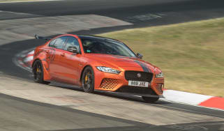 Jaguar XE SV Project 8 Nurburgring 2019