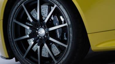 Aston Martin V12 Vantage S ten spoke forged alloy wheel