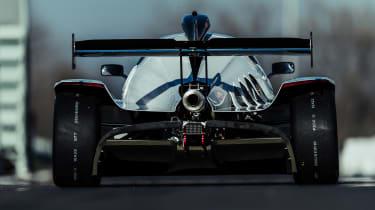 2021 Praga R1 rear