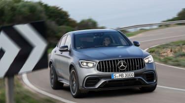 2019 Mercedes-AMG GLC 63