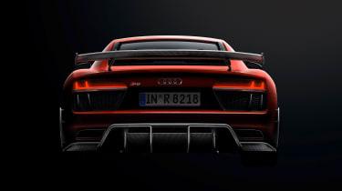 Audi Sport Performance Parts R8
