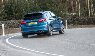 2018 Ford Fiesta ST – rear