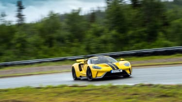Ford GT review (AP) – front slide