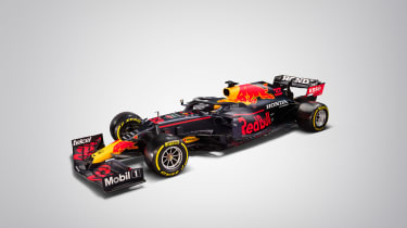 2021 Formula 1 racers – RB