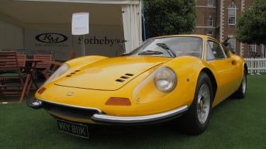 City Concours - Ferrari Dino