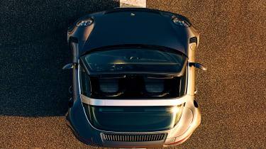 Ares Porsche 964 Targa - top