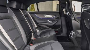Mercedes-AMG GT 53 - rear interior