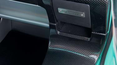 Lotus Elise Cup 250 - Interior