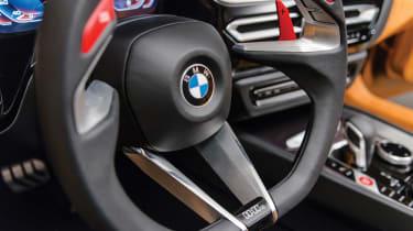 BMW Z4 Concept - wheel