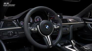 GT Sport - first impressions hi res interior
