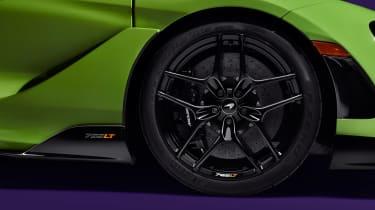McLaren 765LT Spider – wheel