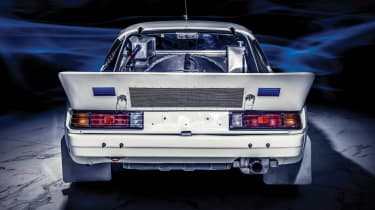 Mazda RX-7 Evo Group B Works - rear