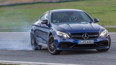 Mercedes AMG C63 Coupe review - prices, specs and 0-60 time