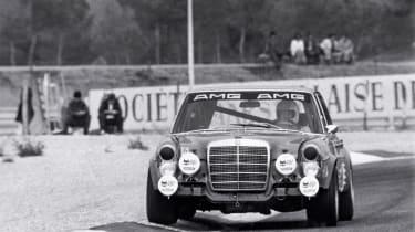 Mercedes-Benz 300 SEL 6.8 AMG 'Rote Sau' at Spa 1971