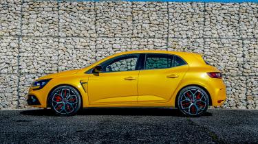 Renault Megane RS300 side