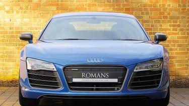Audi R8 V10 LMX - front