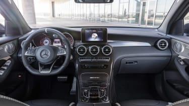 Mercedes-AMG GLC 63 interior