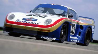 Porsche 961 at Goodwood Festival of Speed video